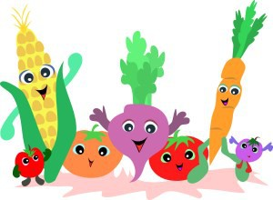 Cute veggies (300 x 220)