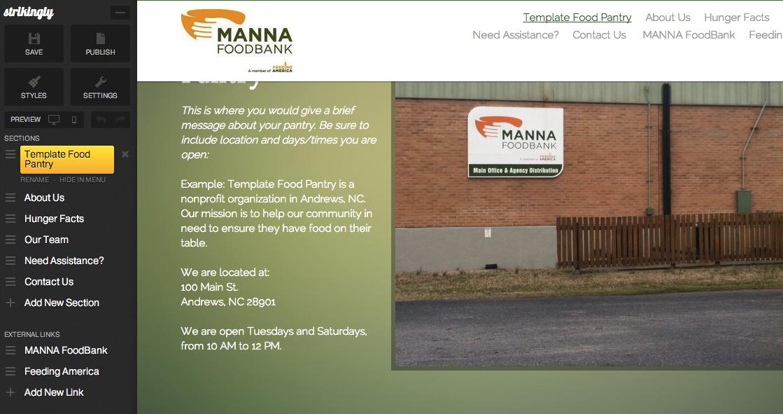 agency webpage 5