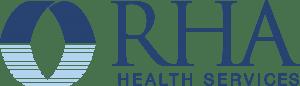 RHA Health Services Universal Logo - color